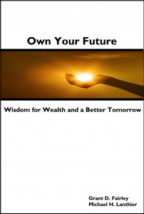 Own Your Future Front Cover 1-7-13 Bordered